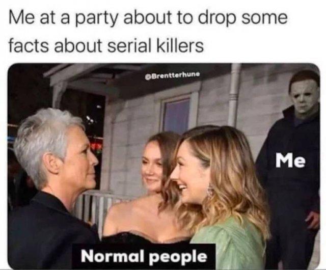 Crime Memes
