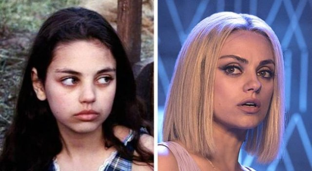 Celebrities Before They Became Famous, part 2