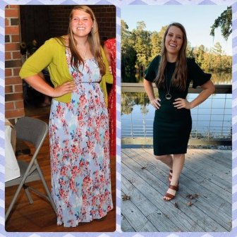 Women Show Off Their Transformations