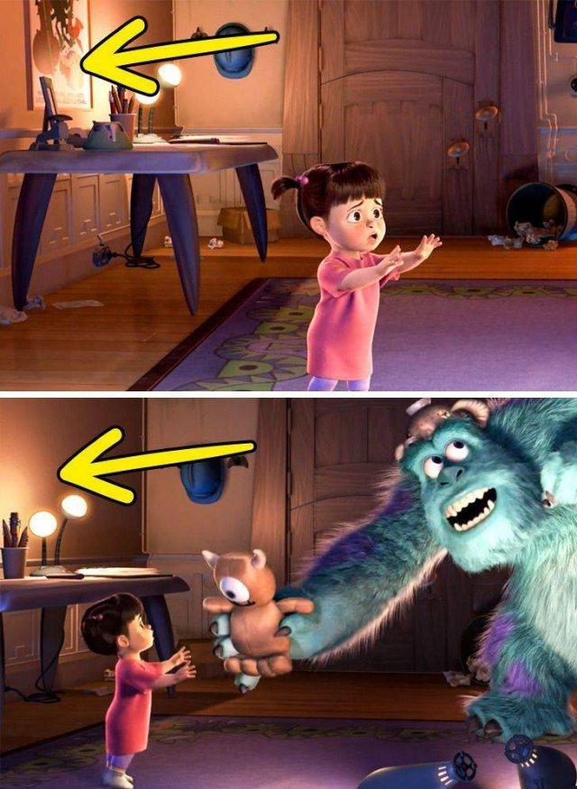'Pixar' And 'Disney' Movie Mistakes