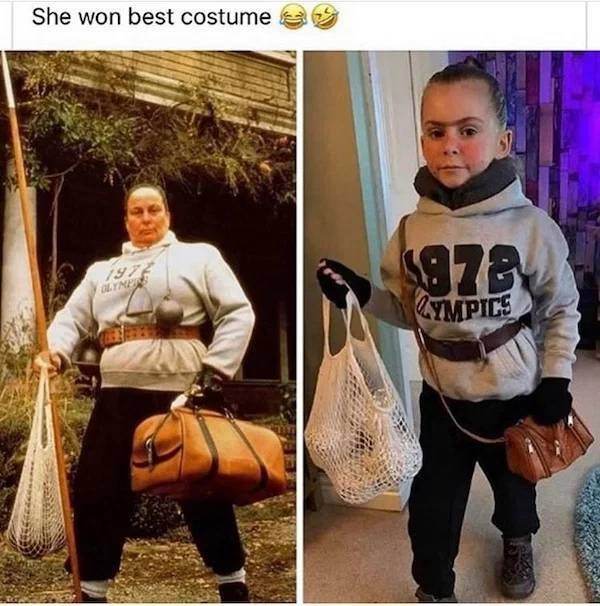 Halloween Costumes, part 4