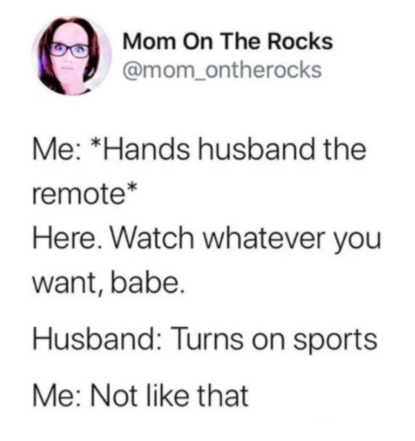 Married Life Memes, part 5
