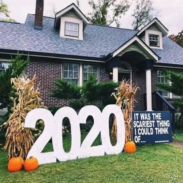 2020 Halloween Decorations
