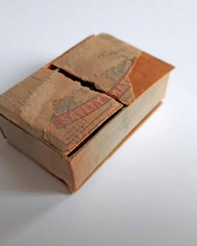 1941 Note Was Found In The Ceiling Of St. James Church In Antwerp