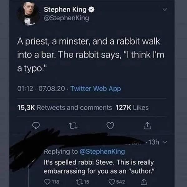 Stupid Internet Posts