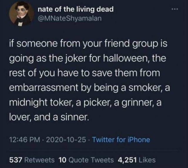 Funny Tweets, part 42