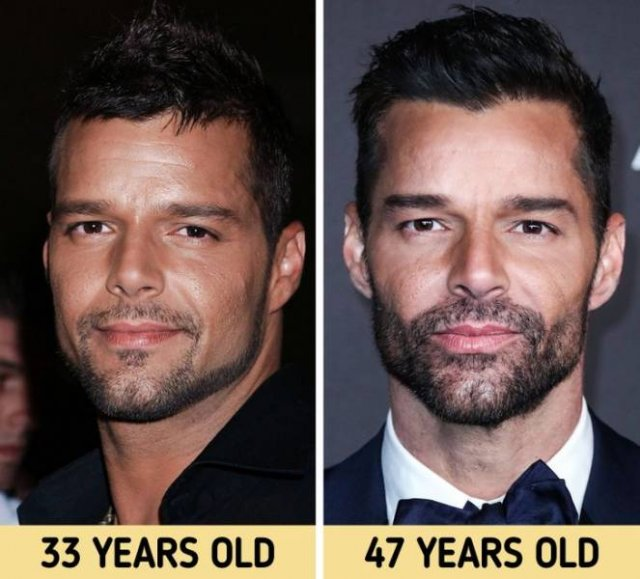 Forever Young Celebrities