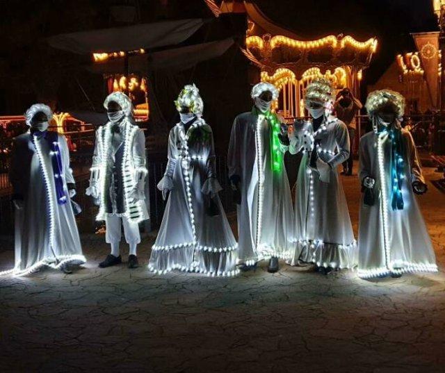 Remarkable Halloween Costumes
