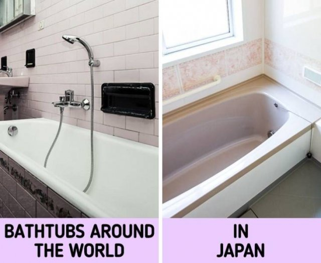 Japan Differs A Lot From Other Countries