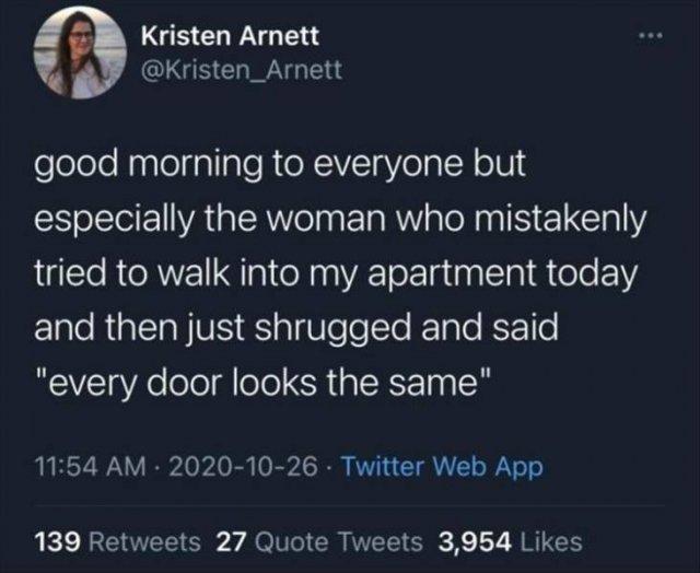 Funny Tweets, part 46