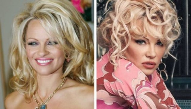 Celebrity Changes From 2000's