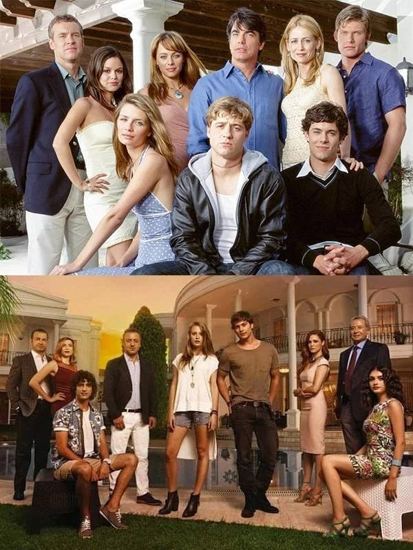How American Shows Were Remade In Other Countries
