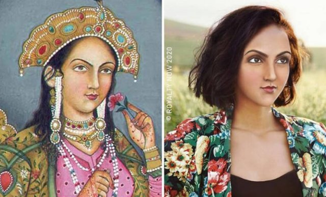 Historical Figures Were Reimagined As Modern People