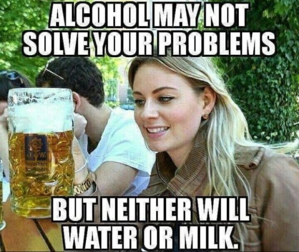 Alcohol Memes And Pictures, part 11