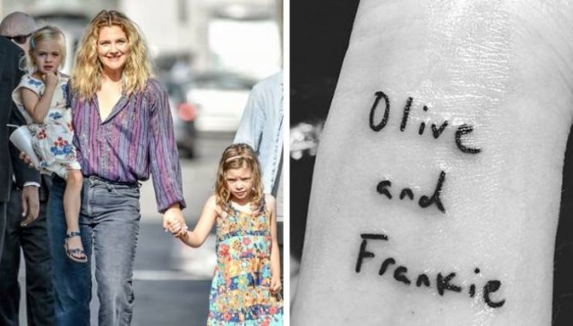 Celebrity Tattoos, part 3