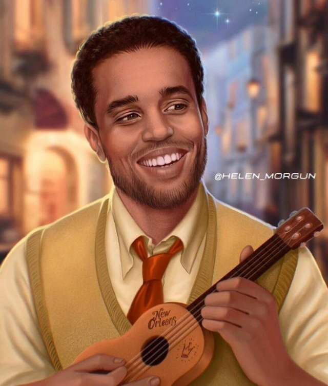 Celebrities Were Reimagined As Famous Cartoon Characters