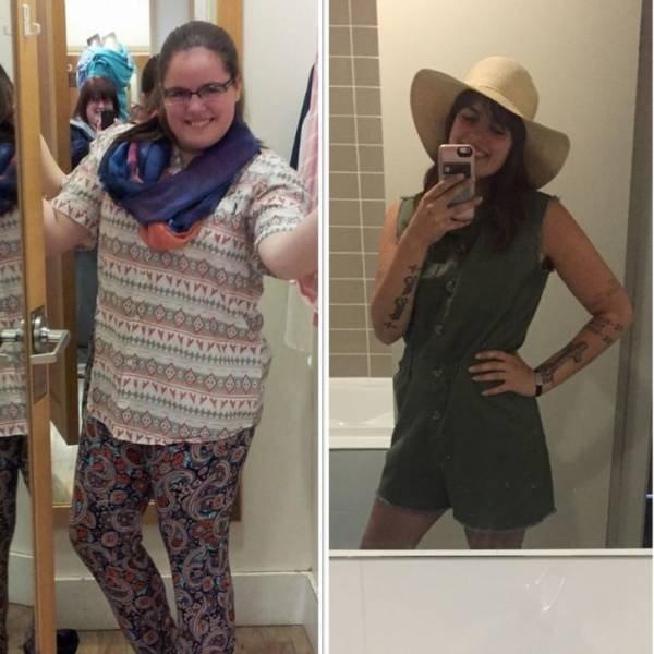 Fantastic Women Transformations, part 2