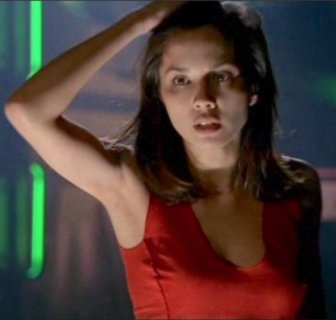 Hot Actresses From Horror Movies