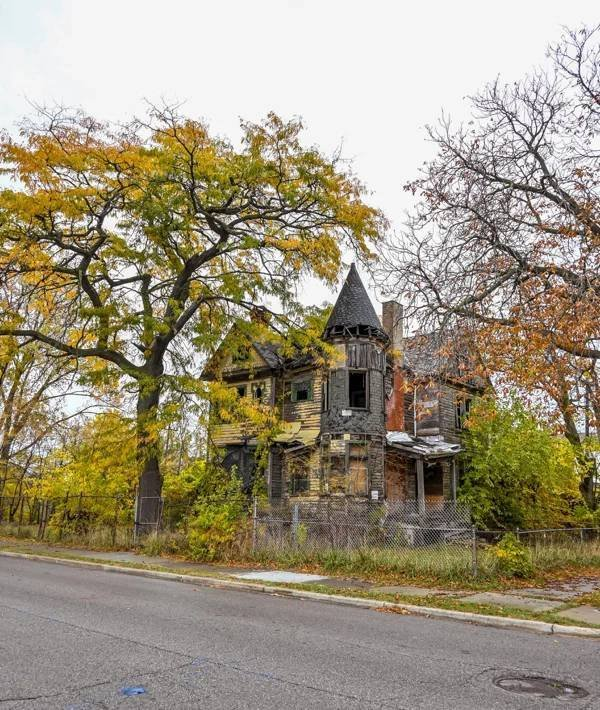 Beautiful Abandoned Places, part 3
