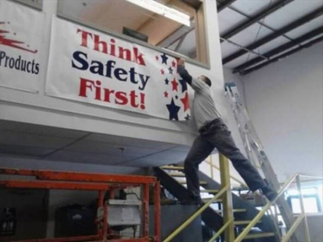 Who Cares About Safety?, part 2