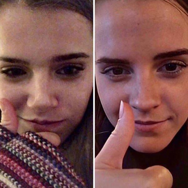 This 17-Year Old Girl Looks Exactly Like Emma Watson