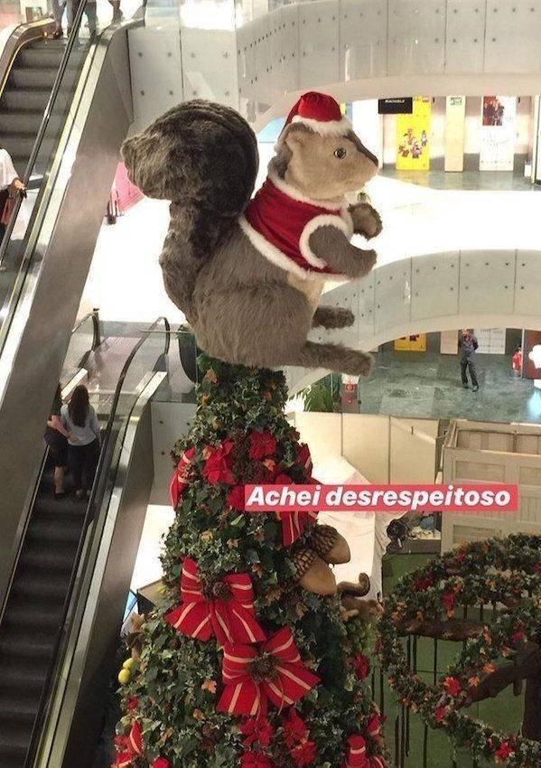 Bad Holiday Decorations
