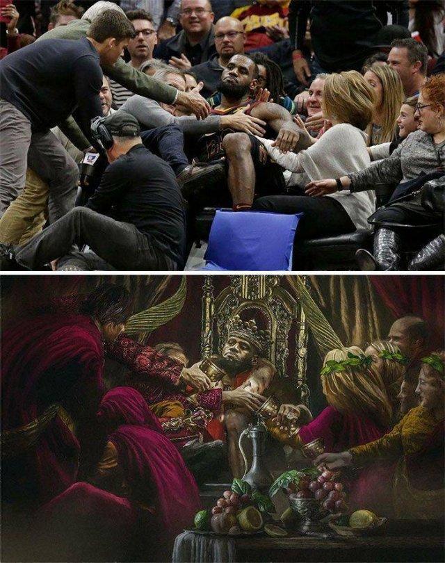 Accidental Renaissance Photos