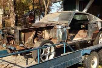 1969 Mustang Mach 1: Amazing Restoration