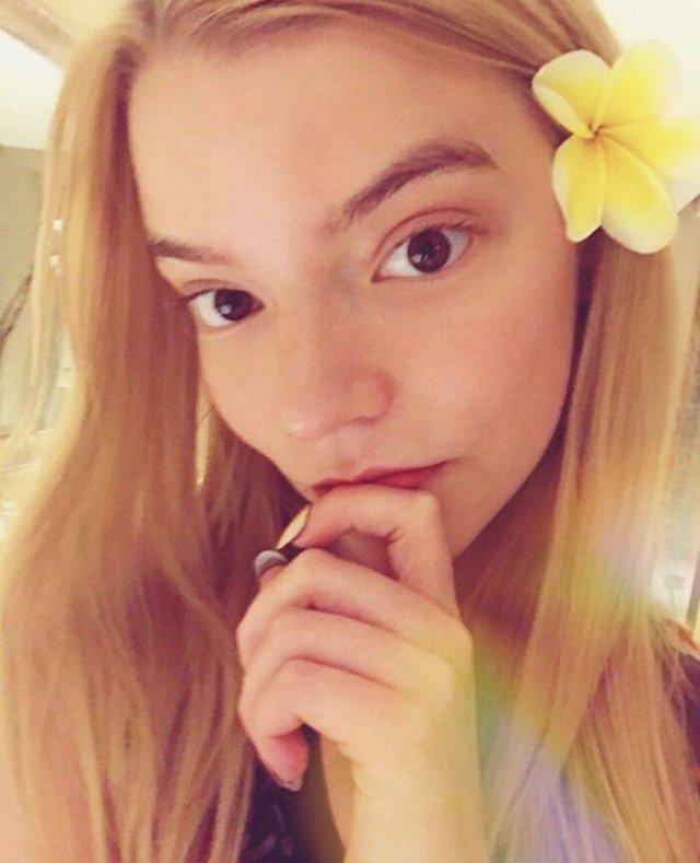 Anya Taylor-Joy Tells Her Story About Beauty