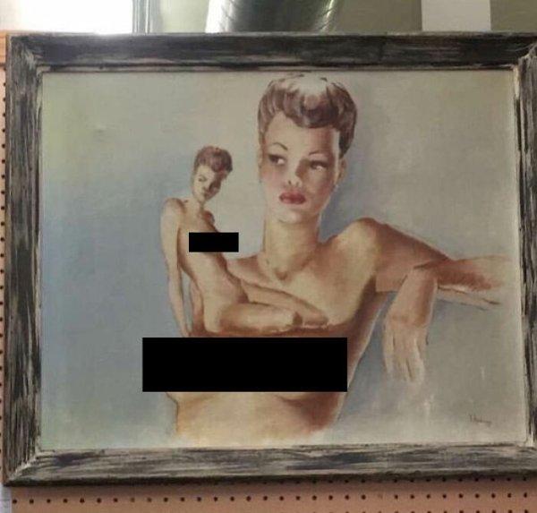 Thrift Shop Treasures, part 12