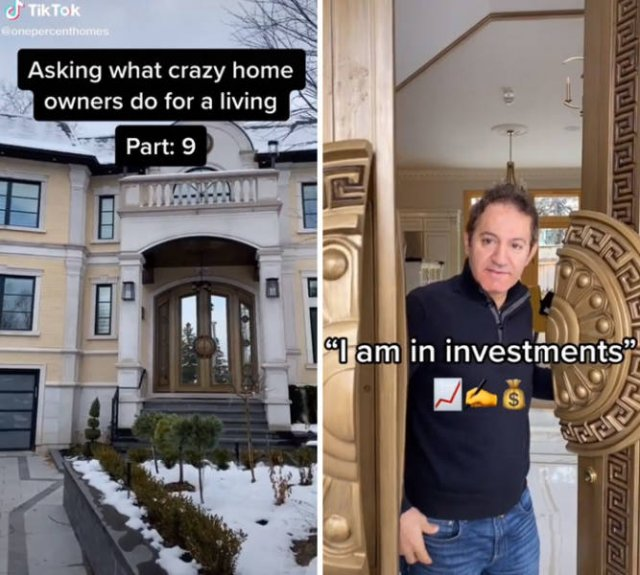 People From Luxury Mansions Tell About Their Professions