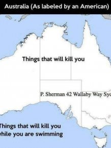 It May Happen Only In Australia
