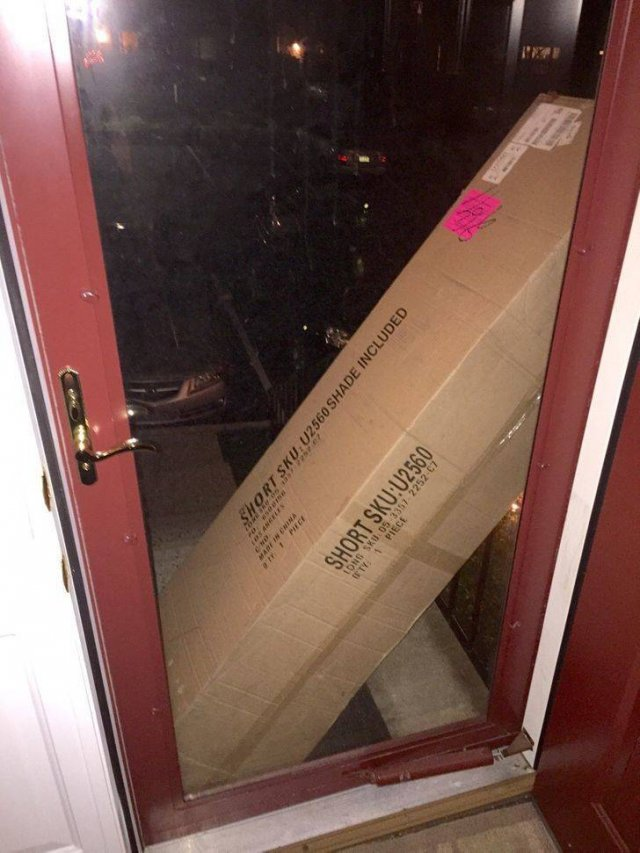 Delivery Fails