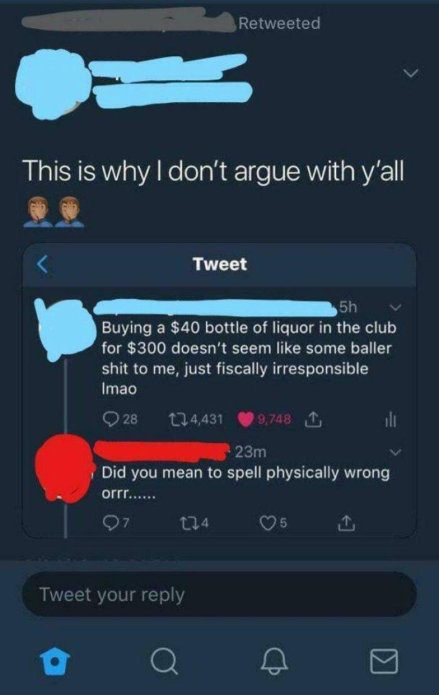 Wrong Word
