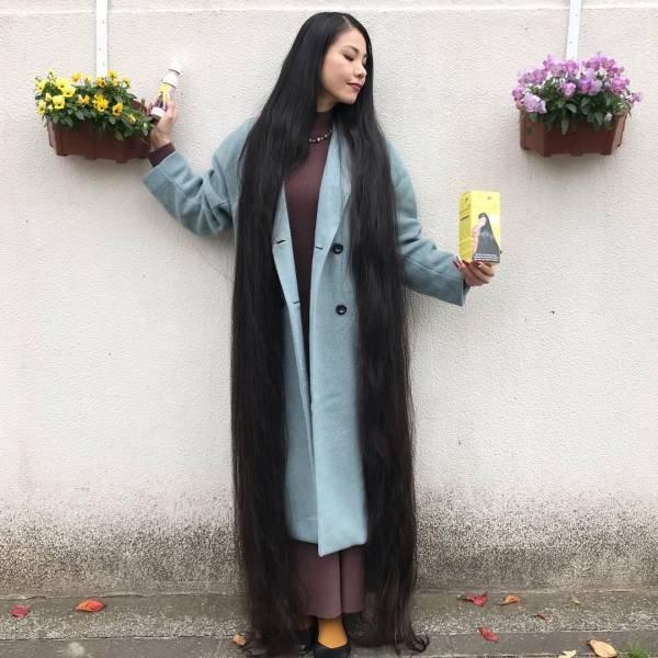 Japanese Rapunzel