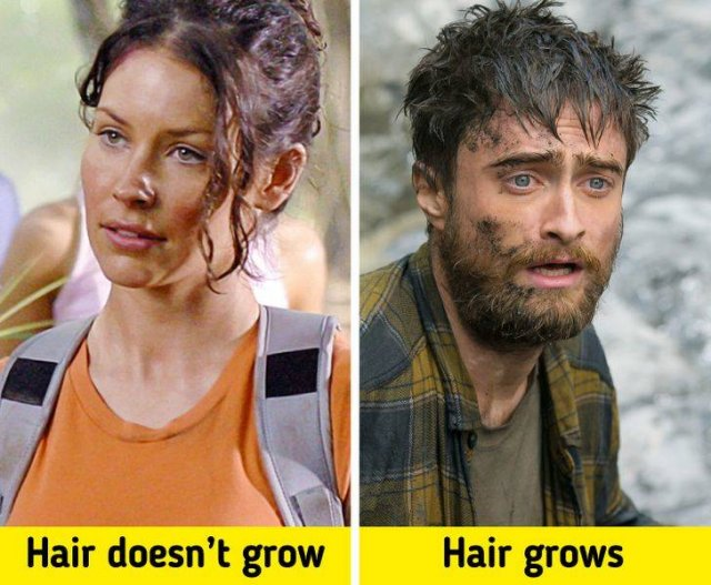 Things That Could Happen Only In Movies