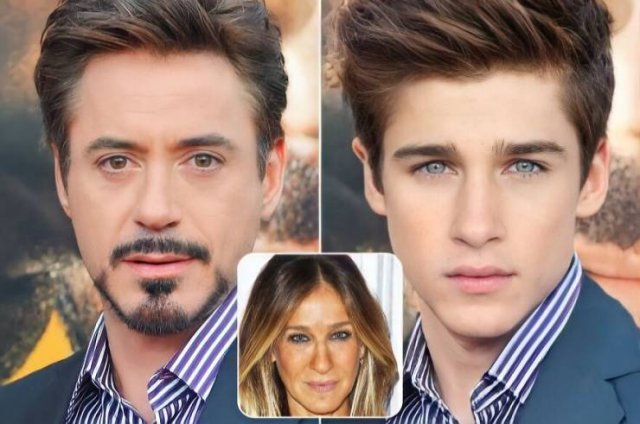 What The Kids Of Famous Ex-Couples Would Have Looked If They'd Never Broken Up