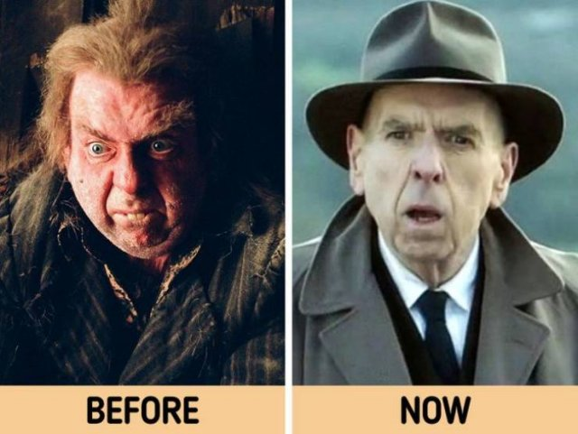 'Harry Potter' Cast: Then And Now