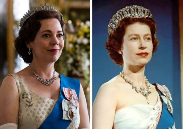 'The Crown': Cast Compared To Real Persons