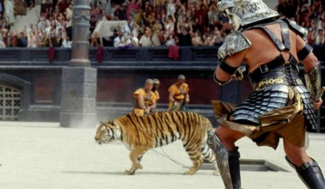 'Gladiator' Cast: Then And Now