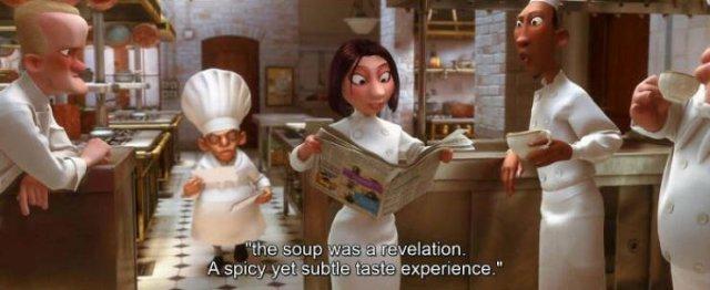 'Ratatouille' Hidden Details