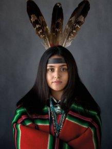 Native Americans Photos By Craig Varjabedian