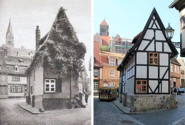 World Changes Over 100 Years