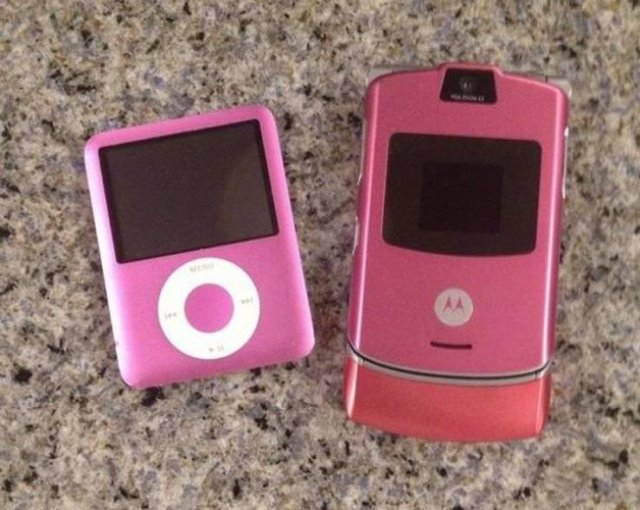 These Thigs Were Cool In The 2000's