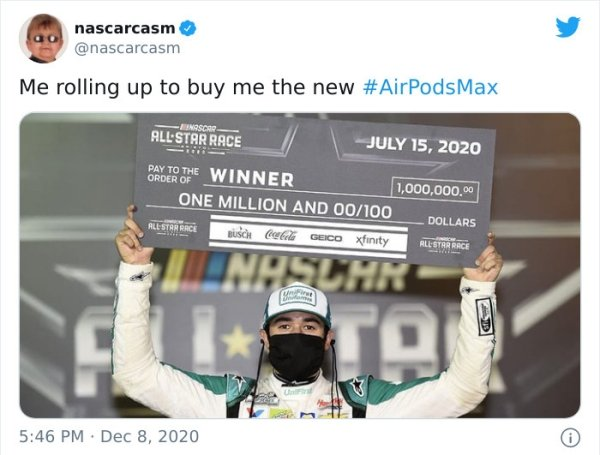 Internet Reacts To The New $549 AirPods Max