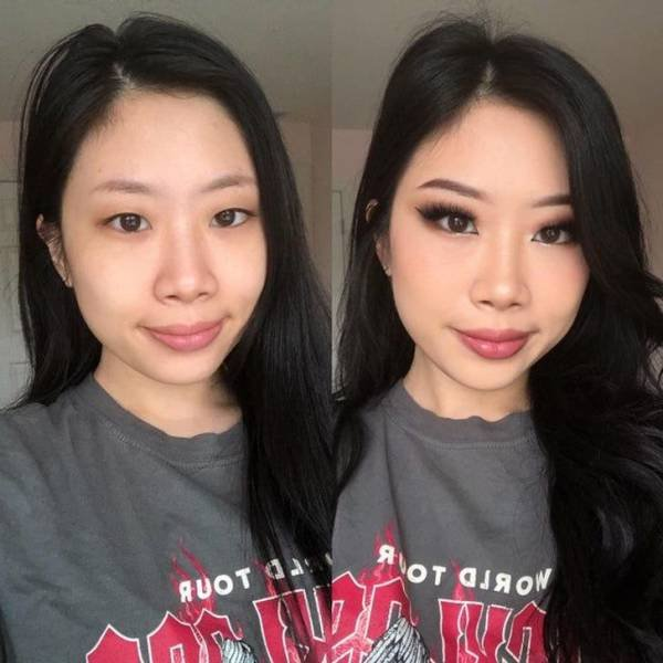 Magic Transformations By Makeup