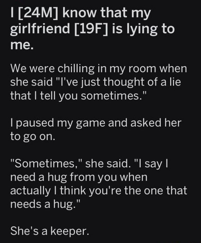 Wholesome Stories, part 32