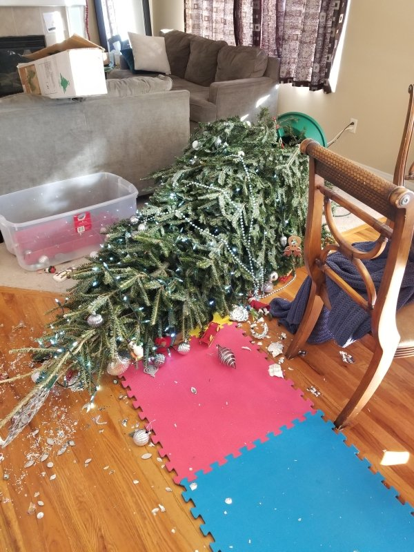 Christmas Fails, part 2