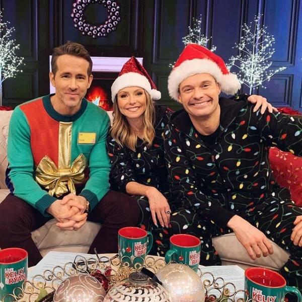 Celebrities Wearing 'Ugly' Christmas Sweaters