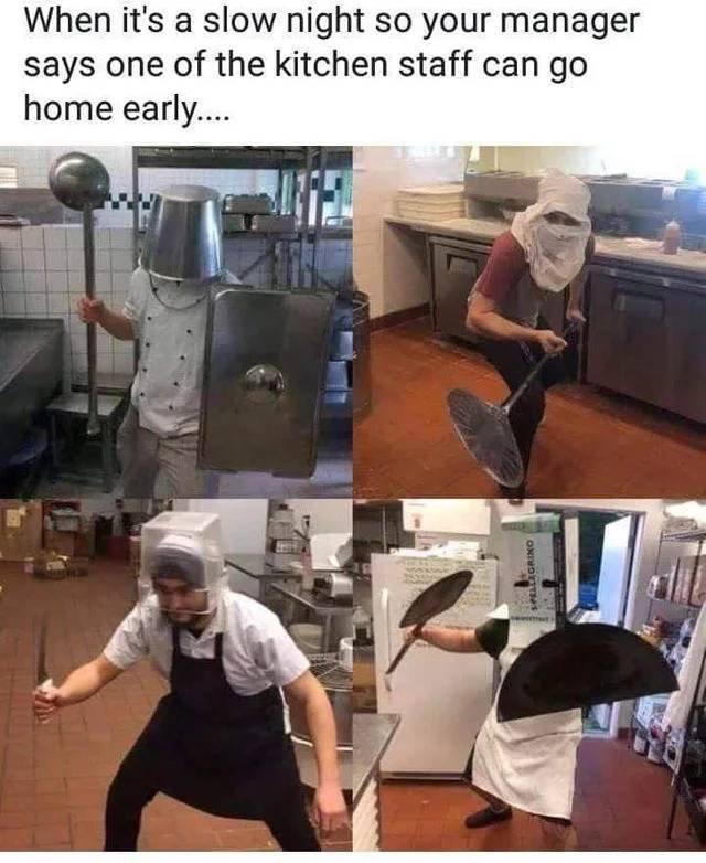Chef Memes